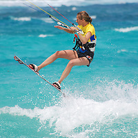 International Competition windsurfing and kite surfing, Aruba Hi Winds 2010. Aruba, June 30-July 5, 2010. Jimmy Villalta
