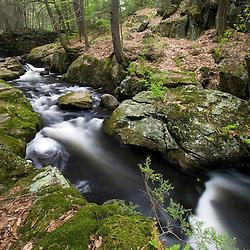 Pine Brook, East Hampton, Connecticut.