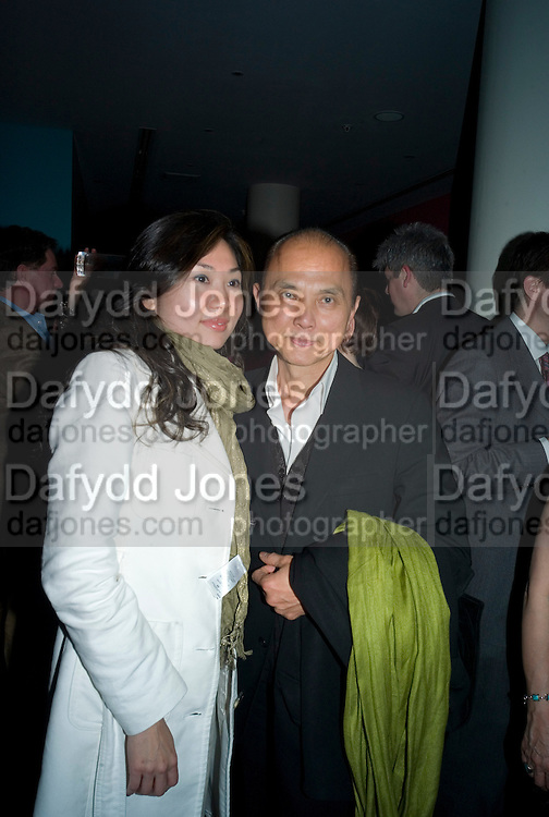 Jimmy Choo, Bingo Lotto launch party. Soho Hotel Richmond Mews. London. 29 February 2008.  *** Local Caption *** -DO NOT ARCHIVE-© Copyright Photograph by Dafydd Jones. 248 Clapham Rd. London SW9 0PZ. Tel 0207 820 0771. www.dafjones.com.