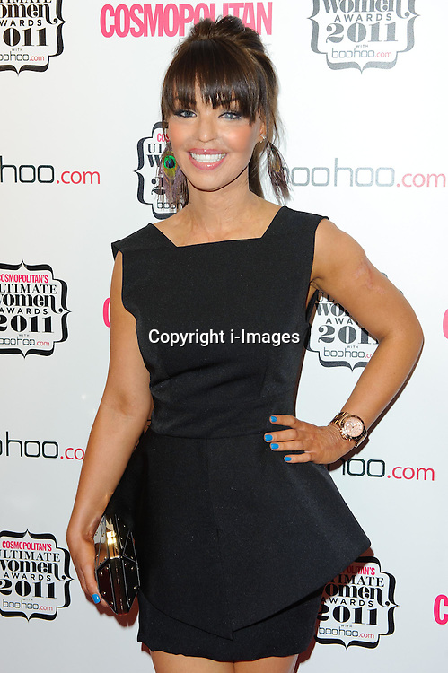 Katie Piper at Cosmopolitan's Ultimate Women Awards 2011 in London, Thursday, November 3rd 2011.  Photo by: i-Images