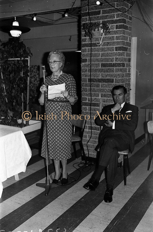 06/04/1963<br /> 04/06/1963<br /> 06 April 1963<br /> Staff presentations to Mr. John D. Ware, departing General Manager of W.D. & H.O. Wills Ireland. Senior staff made presentations of gifts to Mr. Ware at a party at the Zoo, Dublin. Mr. Ware was about to go to Bristol to take up the job of Assistant to W.S.J. Carter who was succeeding to the post of Managing Director of the Firm.