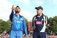 CLT20 - Match 11 Mumbai Indians v Yorkshire