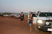 SWB ( Secret Womens Business) Barra Challenge at Corroborree. Photo Creative Light Studios