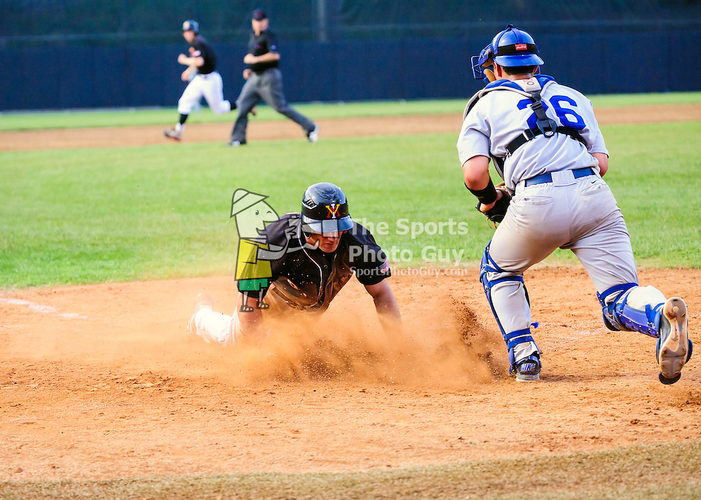 NCAA Baseball: VMI wins opener of series against Presbyterian, 10-5