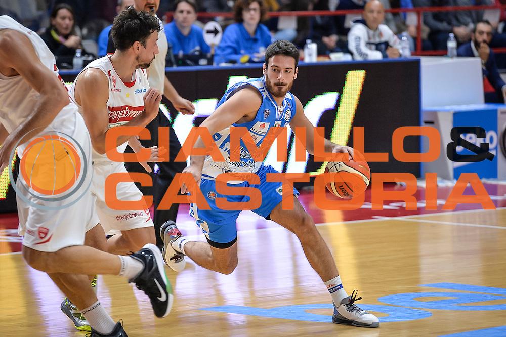 DESCRIZIONE : Varese Lega A 2015-16 Openjobmetis Varese Dinamo Banco di Sardegna Sassari<br /> GIOCATORE : <br /> CATEGORIA : Palleggio<br /> SQUADRA : Dinamo Banco di Sardegna Sassari<br /> EVENTO : Campionato Lega A 2015-2016<br /> GARA : Openjobmetis Varese - Dinamo Banco di Sardegna Sassari<br /> DATA : 27/10/2015<br /> SPORT : Pallacanestro<br /> AUTORE : Agenzia Ciamillo-Castoria/M.Ozbot<br /> Galleria : Lega Basket A 2015-2016 <br /> Fotonotizia: Varese Lega A 2015-16 Openjobmetis Varese - Dinamo Banco di Sardegna Sassari