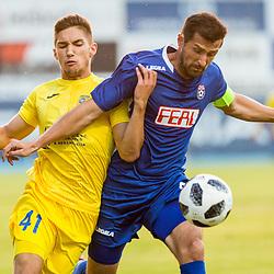 20180712: SLO, Football - UEFA Europa League 2018/19, Qualifying Round, Siroki Brijeg vs Domzale