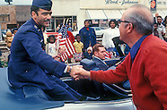 POW Capt Leon Ellis Welcome Home Parade