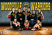 Woodville Warriors team