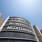 Montpellier–Méditerranée Airport, JCDecaux France
