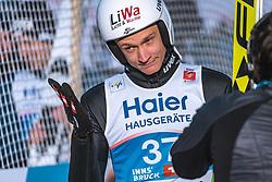 23.02.2019, Bergiselschanze, Innsbruck, AUT, FIS Weltmeisterschaften Ski Nordisch, Seefeld 2019, Skisprung, Herren, im Bild Daniel Huber (AUT) // Daniel Huber of Austria during the men's Skijumping HS130 competition of FIS Nordic Ski World Championships 2019 at the Bergiselschanze in Innsbruck, Austria on 2019/02/23. EXPA Pictures © 2019, PhotoCredit: EXPA/ Dominik Angerer