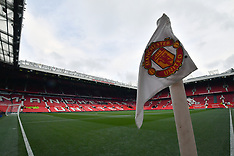 Manchester United v Swansea City - 31 March 2018