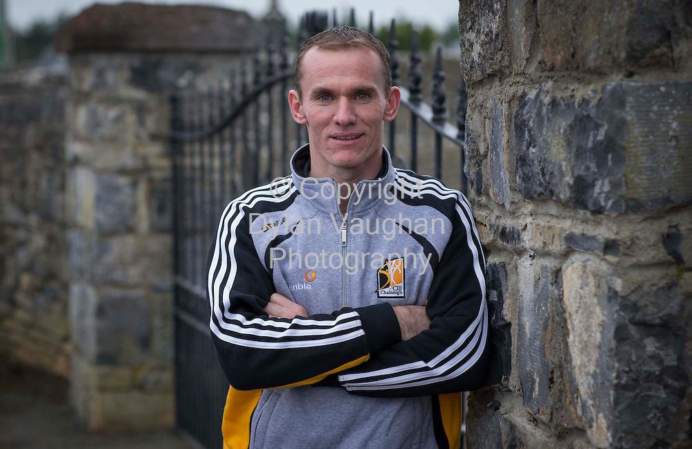 .29/11/12..Kilkenny senior hurler Noel Hickey pictured in Dunnamaggin Co. Kilkenny..Picture Dylan Vaughan