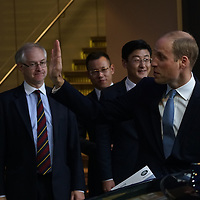 Prince William attend Tusk's Time For Change