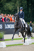 Marieke van der Putten - Jameson RS2<br /> FEI World Championships Young Dressage Horses 2019<br /> © DigiShots