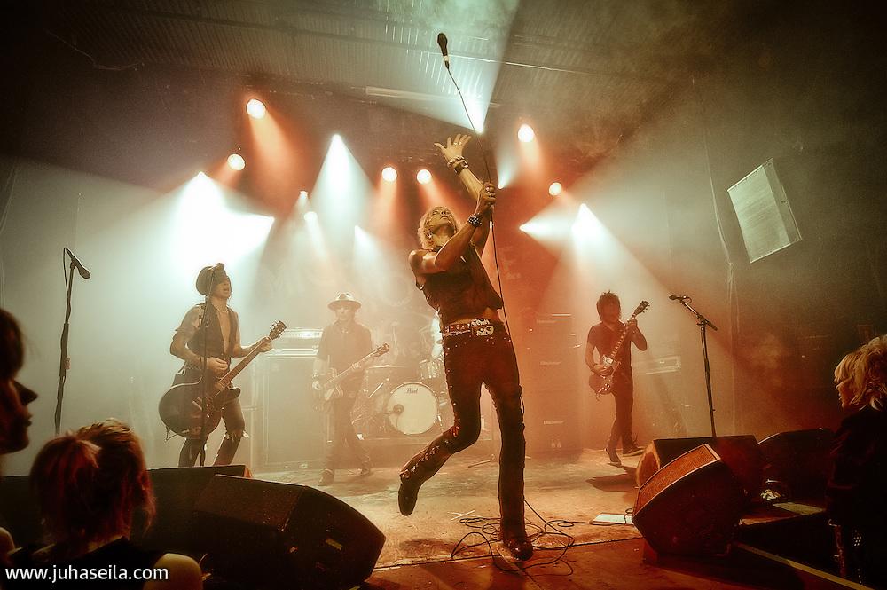 Tavastia Club, Helsinki. Mar 10, 2012