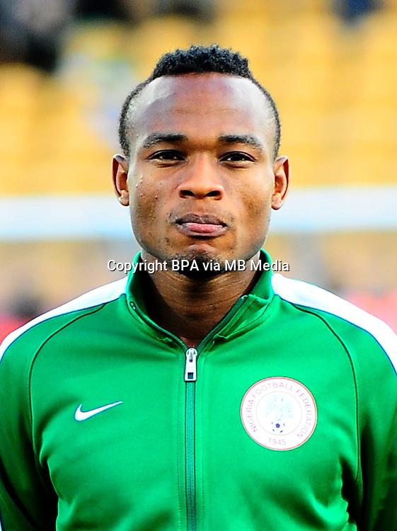 Fifa Men&acute;s Tournament - Olympic Games Rio 2016 - <br /> Nigeria National Team - <br /> Saviour Godwin