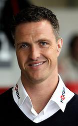 Motorsports / Formula 1: World Championship 2010, GP of Japan, Ralf Schumacher (GER, DTM driver / RTL)