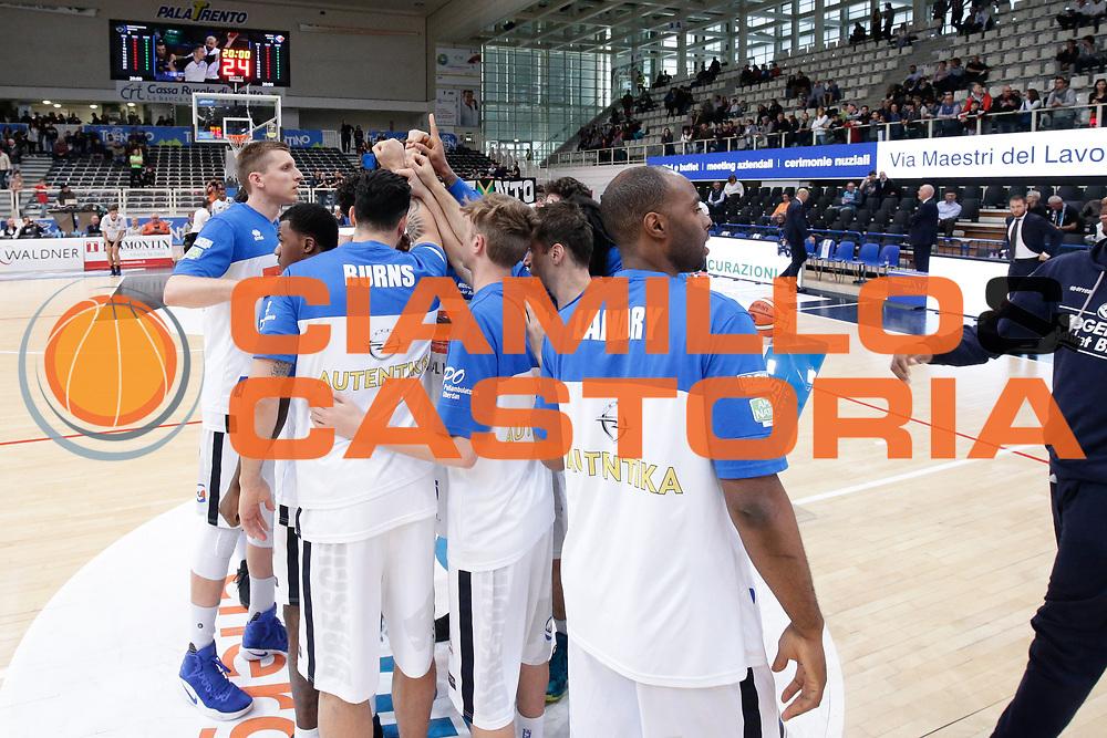 Basket Leonessa Brescia<br /> Dolomiti Energia Aquila Basket Trento - Germani Basket Brescia Leonessa<br /> Lega Basket Serie A 2016/2017<br /> PalaTrento, 23/04/2017<br /> Foto Ciamillo-Castoria / M. Brondi