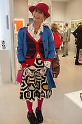 LADY HENRIETTA ROUS, 20/21 British Art Fair. Celebrating its 25 Anniversary. The Royal College of Art . Kensington Gore. London. 12 September 2012.