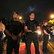 Police Chokehold Reaction