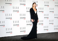 Karlie Kloss, ELLE Style Awards 2016, Millbank London UK, 23 February 2016, Photo by Richard Goldschmidt