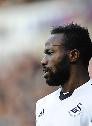 Swansea City's Roland Lamah  - Photo mandatory by-line: Joe Meredith/JMP - Tel: Mobile: 07966 386802 19/01/2014 - SPORT - FOOTBALL - Liberty Stadium - Swansea - Swansea City v Tottenham Hotspur - Barclays Premier League