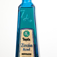 Zircon Azul reposado -- Image originally appeared in the Tequila Matchmaker: http://tequilamatchmaker.com
