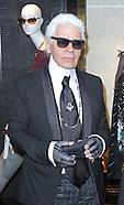 Chanel designer Karl Lagerfeld dies aged 85
