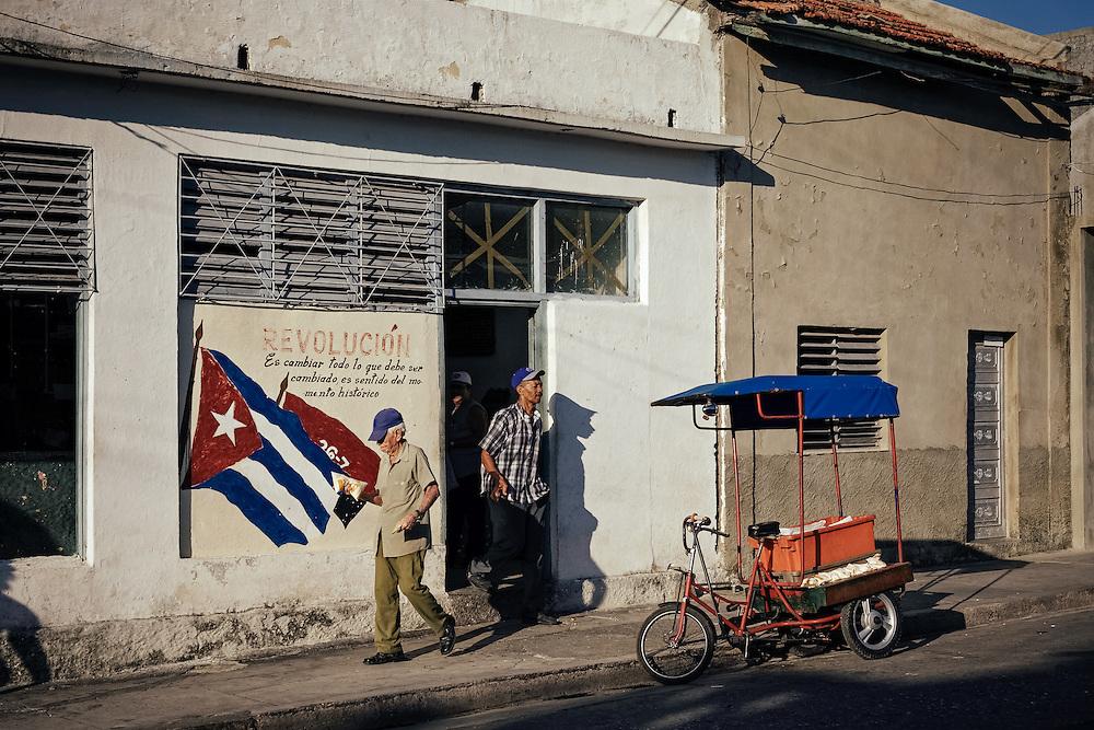 Rain clouds gather, Cinfuegos, Cuba