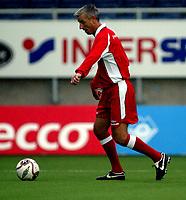 Fotball<br /> Oppvisningskamp<br /> Color line stadion<br /> 13.07.2006<br /> Liverpool old stars v Norway old stars 3-1<br /> Foto: Richard Brevik - Digitalsport<br /> Ian Rush - Liverpool all stars