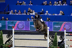 Duguet Romain, SUI, Twentytwo Des Biches<br /> Round 1<br /> Longines FEI World Cup Jumping Final, Omaha 2017 <br /> © Hippo Foto - Dirk Caremans<br /> 31/03/2017