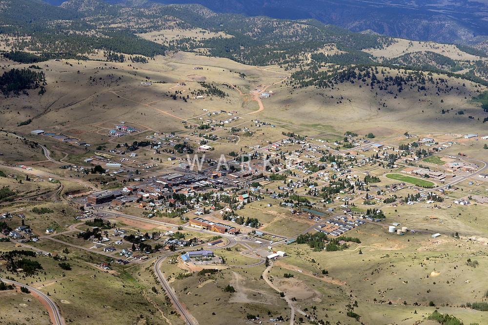 Victor, Colorado.  June 2012