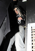 15.DECEMBER.2010. LONDON<br /> <br /> TOTTENHAM HOTSPUR FOOTBALLER ALAN HUTTON LEAVING MOVIDA NIGHT CLUB IN MAYFAIR AT 4AM VIA THE BACK DOOR LOOKING A LITTLE WORSE FOR WEAR..<br /> <br /> BYLINE: EDBIMAGEARCHIVE.COM<br /> <br /> *THIS IMAGE IS STRICTLY FOR UK NEWSPAPERS AND MAGAZINES ONLY*<br /> *FOR WORLD WIDE SALES AND WEB USE PLEASE CONTACT EDBIMAGEARCHIVE - 0208 954 5968*