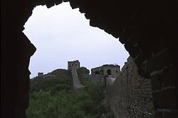 CHINA HEBEI PROVINCE SIMANTAI MAY99 - A view of the Great Wall at Simantai. jre/Photo by Jiri Rezac