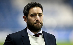 Bristol City head coach Lee Johnson arrives at Elland Road for the Sky Bet Championship fixture with Leeds United - Mandatory by-line: Robbie Stephenson/JMP - 14/02/2017 - FOOTBALL - Elland Road - Leeds, England - Leeds United v Bristol City - Sky Bet Championship