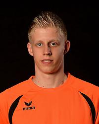 06-06-2013 VOLLEYBAL: NEDERLANDS JONG MANNEN VOLLEYBALTEAM: ROTTERDAM <br /> Selectie Oranje jong mannen seizoen 2013-2014 / Tom Steenis<br /> &copy;2013-FotoHoogendoorn.nl