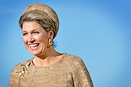 Queen Maxima opens Thursday, November 13th at the AFAS stadium in Alkmaar, the Jubilee Foundation Be