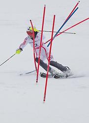 18.02.2011, Kandahar, Garmisch Partenkirchen, GER, FIS Alpin Ski WM 2011, GAP, Herren, Riesenslalom, im Bild Nastasia Noens (FRA) // Nastasia Noens (FRA) during men's Giant Slalom Fis Alpine Ski World Championships in Garmisch Partenkirchen, Germany on 18/2/2011. EXPA Pictures © 2011, PhotoCredit: EXPA/ J. Groder