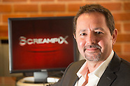 Daniel March, founder of Screampix