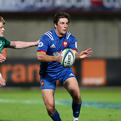 Pierre Louis Barassi of France U20  during the U20 World Championship match between France and Ireland on May 30, 2018 in Perpignan, France. (Photo by Manuel Blondeau/Icon Sport)