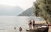 iTALY, ISEO LAKE, Monte Isola