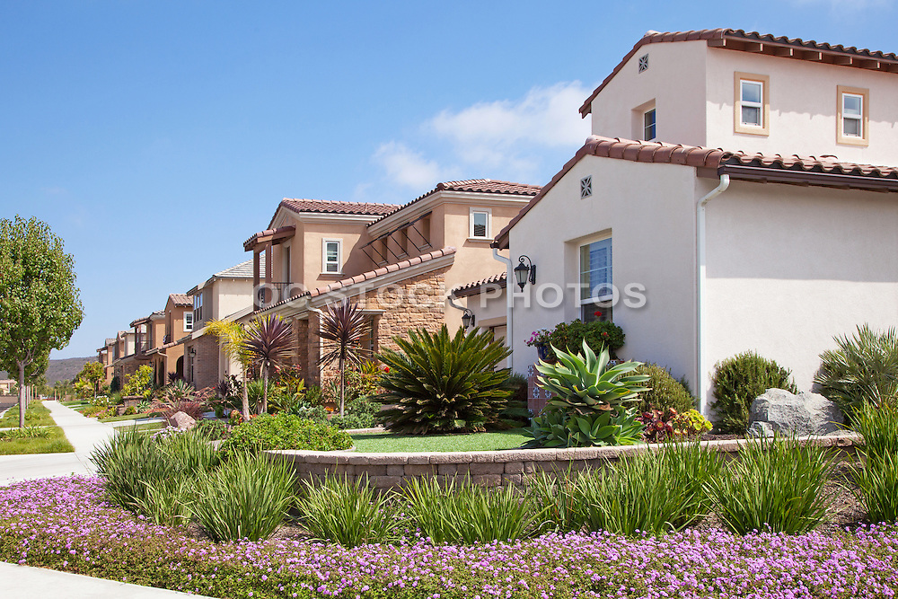 New Home Community in Carlsbad