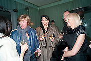 NICKY CLARKE; ASSIA WEBSTER; GARY KEMP; AMANDA CRONIN; , Out Of Context - private view of photographs by Lorraine Goddard. Getty Images Gallery, 46 Eastcastle Street. Afterwards at the Sanderson Hotel. 21 January 2010
