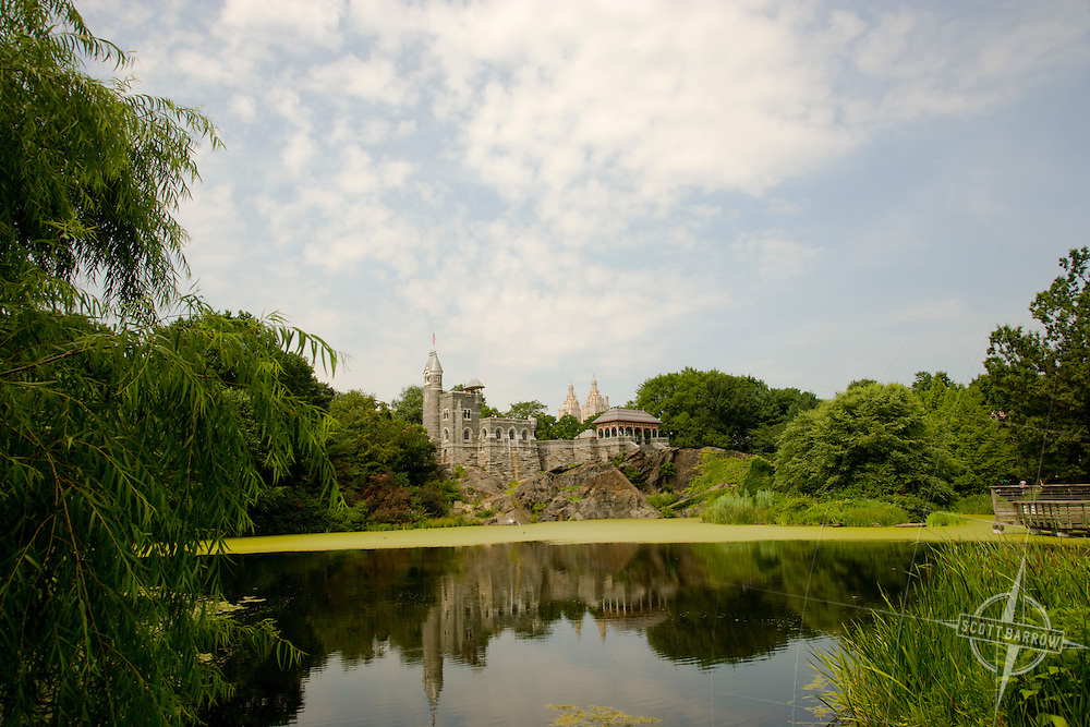 Belevedere Castle in Central Park, NYC.