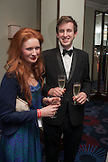 AINE MCNAMARA; OLIVER KNIGHT, THE 35TH WHITE KNIGHTS BALLIN AID OF THE ORDER OF MALTA VOLUNTEERS' WORK WITH ADULTS AND CHILDREN WITH DISABILITIES AND ILLNESS. The Great Room, Grosvenor House Hotel, Park Lane W1. 11 January 2014