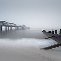 Its a bit grim and wintry out today, so one from a wintery day last december. (Southwold Pier, I know I know, but you sometimes just have to shoot..again.. when you live round here)