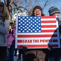 2017 Women's March- Montana