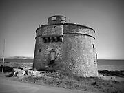 Martello Tower no. 6 Balcarrick, Portrane Beach, Dublin 1804,