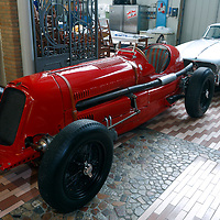 Maserati 6C 34 at the Museo Panini, Modena, Italy, 2014