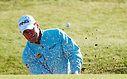 The Dunhill Links Championship 2010..07/10/10...Lee Westwood   , In todays First Round of the Alfred Dunhill Links Championship..At Kingsbarns Golf Course , Kingsbarns By St Andrews, Fife...Picture: Mark Davison/Universal News and Sport (Scotland).7th October 2010.